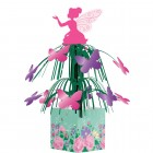 Floral Fairy Sparkle Table Centrepiece