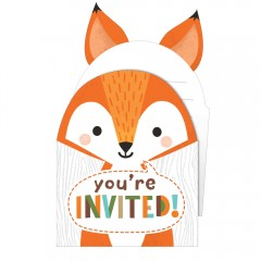 Wild One Pop-up Invitation