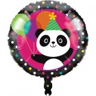 Panda-monium Foil Balloon