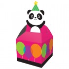 Panda-monium Favour Boxes