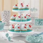 Cupcake Treat Stand - White