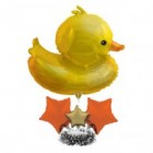 Bubble Bath Duck Balloon