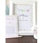 Advice Cards Kit - Bloomers