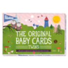 Baby Milestone Card Set - Twins Edition