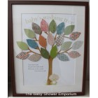 Baby's Wishing Tree Framed Print