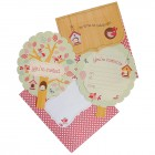 HIPP Little People Invitations
