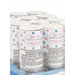 Gender Reveal Confetti Popper - Boy or Girl