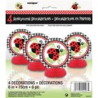 Lively Ladybugs Mini Tablecentres