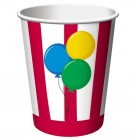 Circus Time Cups