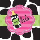 Baby Cow Print Girl Lunch Napkins