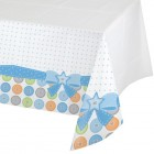 Cute As A Button Boy Tablecover