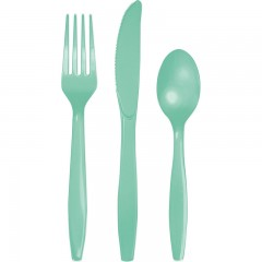 Fresh Mint Cutlery Set