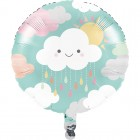 Sunshine Baby Shower Foil Balloon