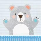 Bear Lunch Napkin