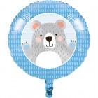 Bear Foil Balloon