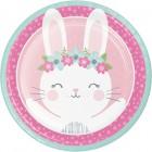 Bunny Dinner Plates