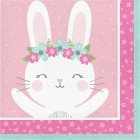 Bunny Lunch Napkins