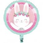 Bunny Foil Balloon