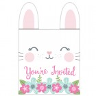 Bunny Pop-up Invitations