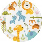 Happi Jungle Dinner Plates