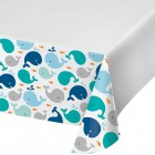 Lil Spout Blue Tablecover