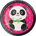 Panda-monium Lunch Plate