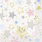 Twinkle Twinkle Little Star Lunch Napkins