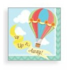 Up, Up and Away Beverage Napkins